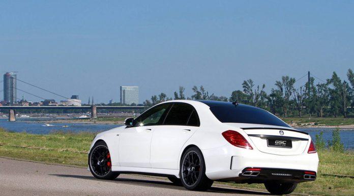 Mercedes-Benz S-Class rear custom