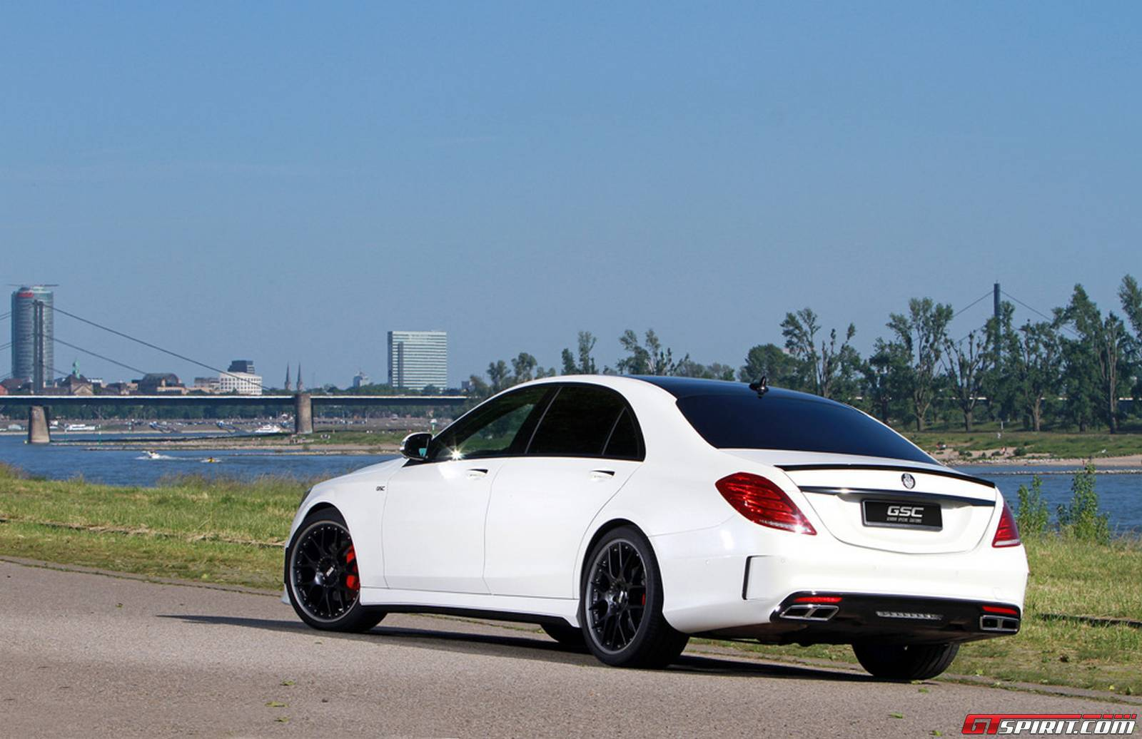 Official mercedes benz s class by german special customs for Mercedes benz custom