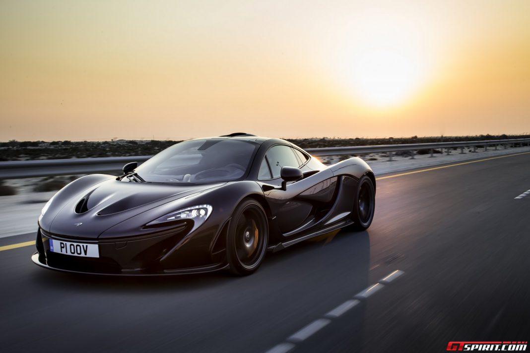 Half of McLaren range going hybrid