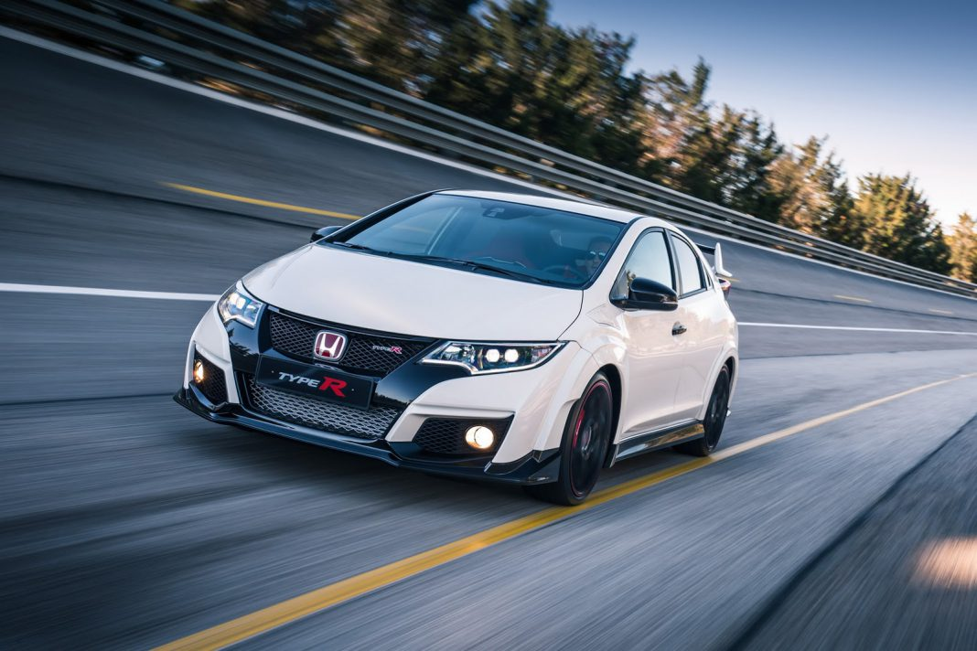 Honda Civic Type R waiting list