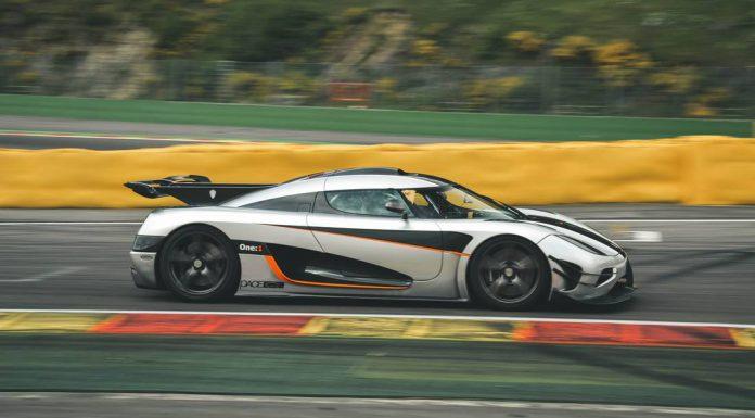 Koenigsegg One:1 0-300-km/h