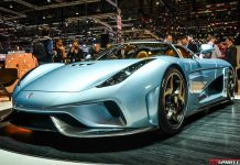 Koenigsegg Regera for sale