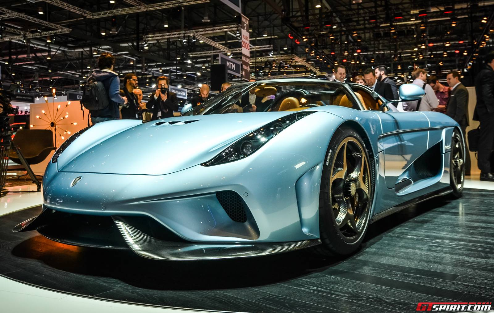 Koenigsegg Regera 2018 >> Koenigsegg Dealer Lists Regera For Sale at €2.1 Million - GTspirit