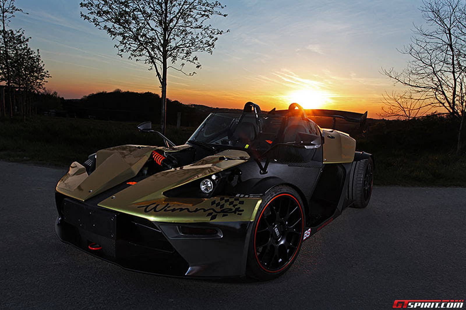 official ktm x bow gt dubai gold edition by wimmer rs gtspirit. Black Bedroom Furniture Sets. Home Design Ideas
