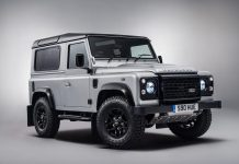 Land Rover production to continue into 2016