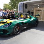 2016 Lotus 3-Eleven Live at Goodwood Festival of Speed