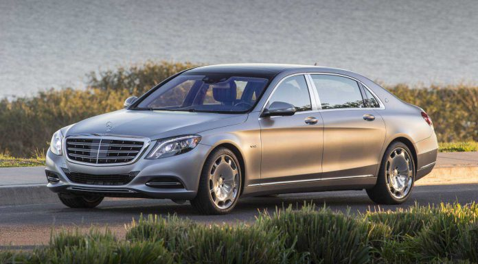 Mercedes-Maybach selling well in China