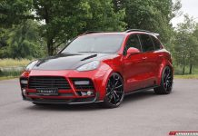 Mansory Porsche Cayenne Turbo and Turbo S
