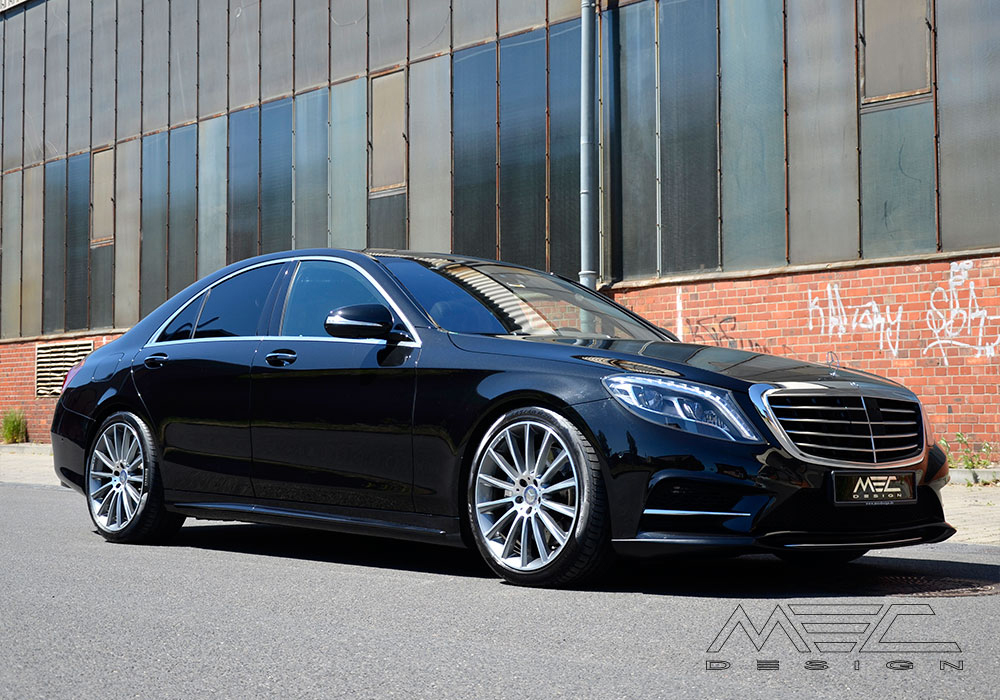 Mercedes-Benz S-Class by MEC Design
