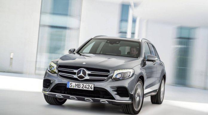 Mercedes-Benz GLC priced