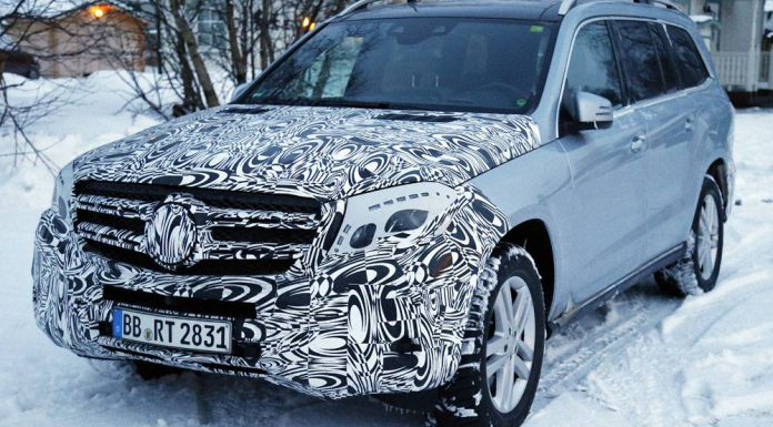 Mercedes-Benz GLS coupe and long-wheelbase