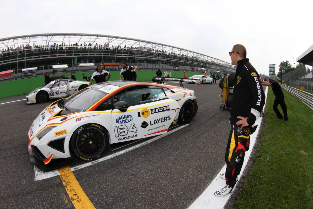 Video: Italian GT Round 2 at Monza Onboard a Lamborghini Gallardo GT3