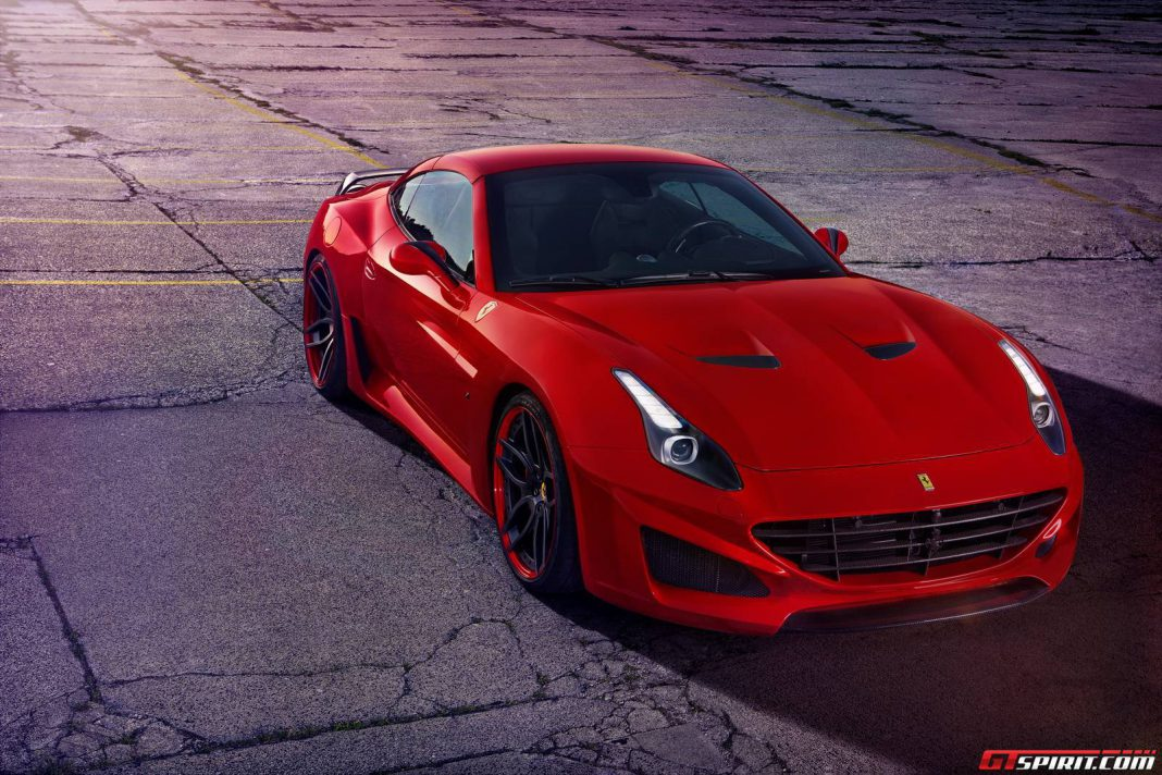 Novitec Rosso Ferrari California T N-Largo