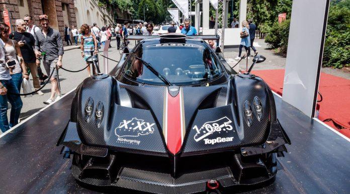 2015 Parco Valentino Highlights Pagani Zonda Revolucion