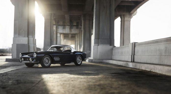 Ferrari 250 GT LWB California Spider Scaglietti auction front