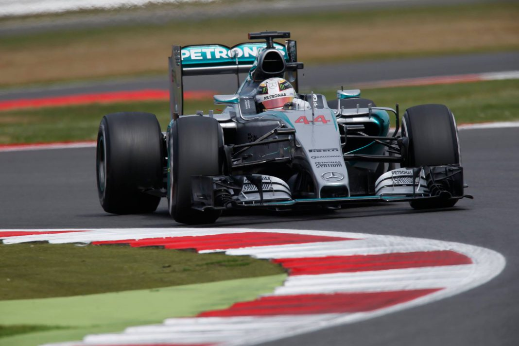 Mercedes-AMG British GP