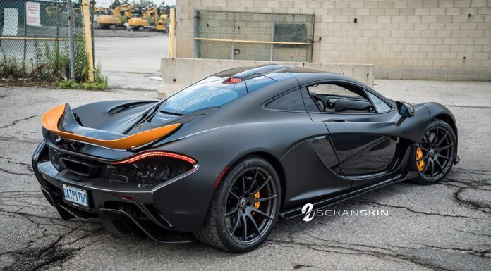 Deadmau5 McLaren P1