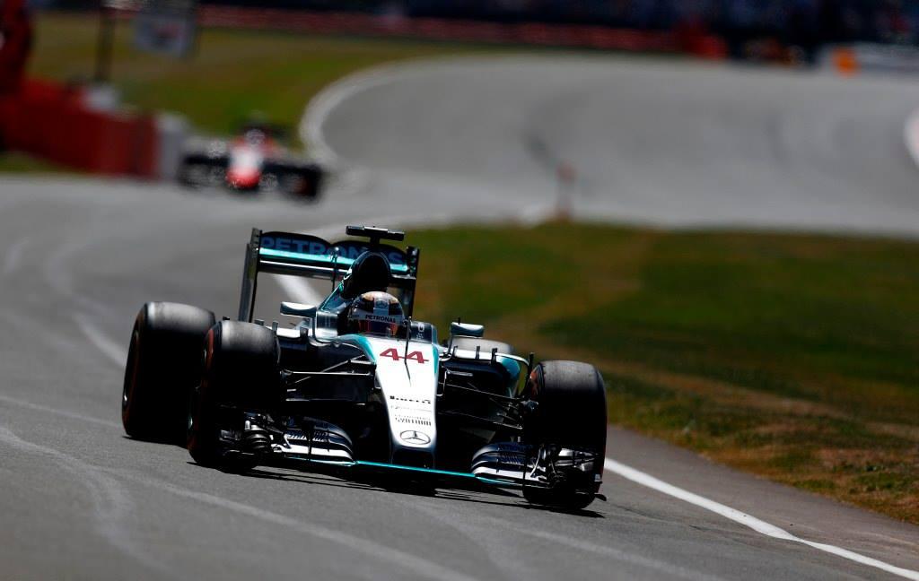 Mercedes-AMG F1 Lewis Hamilton