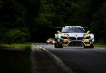 24 Hours of SPA Marc VDS Racing BMW Z4 GT3