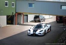 Here is the 7th and Final Koenigsegg One:1