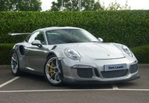 Porsche 911 GT3 RS 2016 For Sale