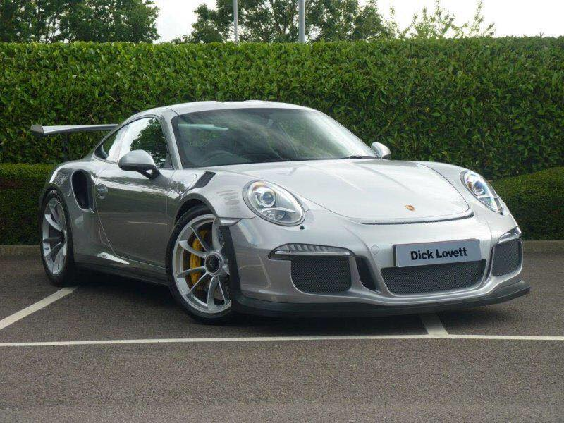 uk dealer selling 2016 porsche 911 gt3 rs for crazy 295k gtspirit. Black Bedroom Furniture Sets. Home Design Ideas