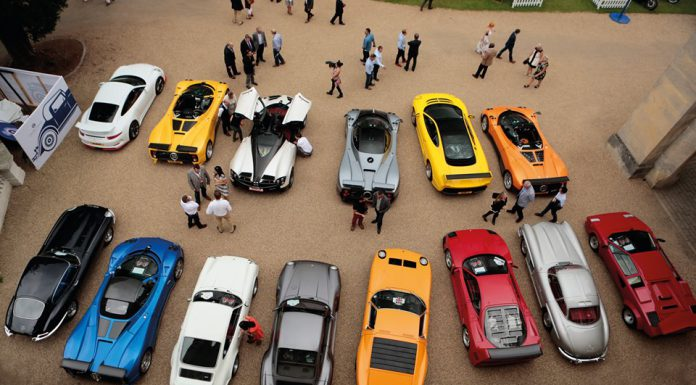 Prestige and Performance Competition Announced for Salon Prive 2015