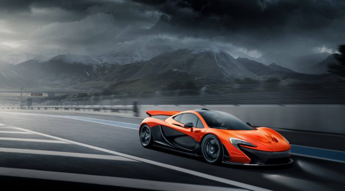 MSO Reveals First McLaren P1 with Exposed Carbon Fiber Body Sides