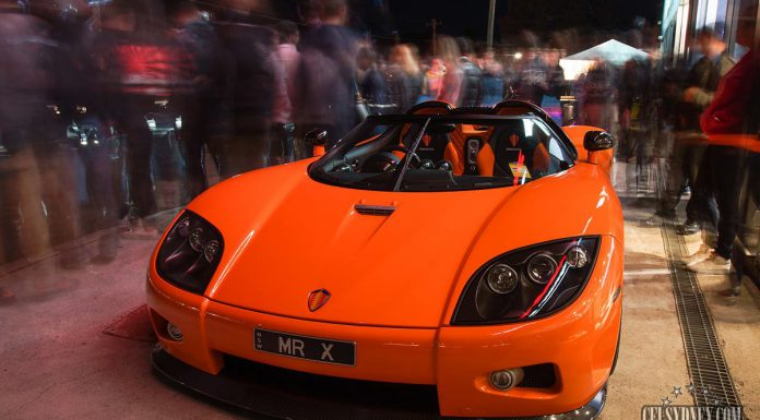 Australia's Rare Koenigsegg CCX Comes Out of Hiding