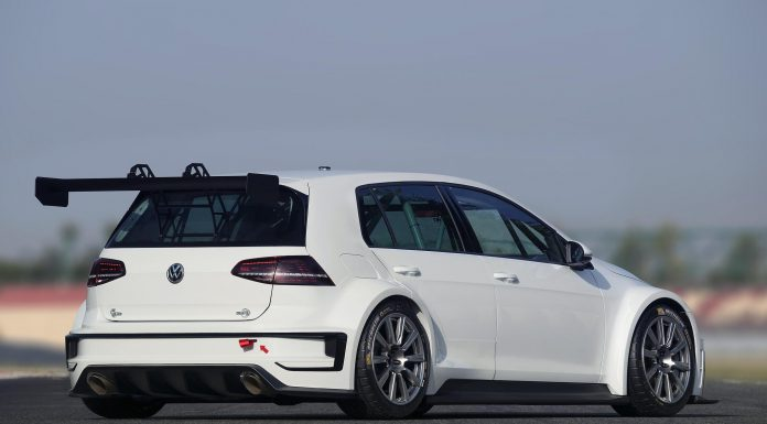 VW Golf R Track only