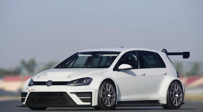 Official: Volkswagen Golf R Track Spec