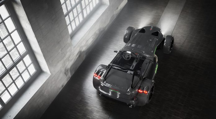 Donkervoort D8 GTO Bare Naked Carbon Edition top