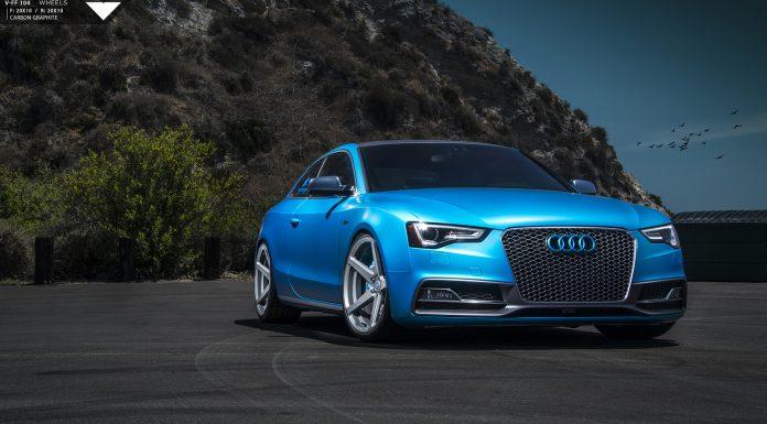 Vorsteiner Audi S5