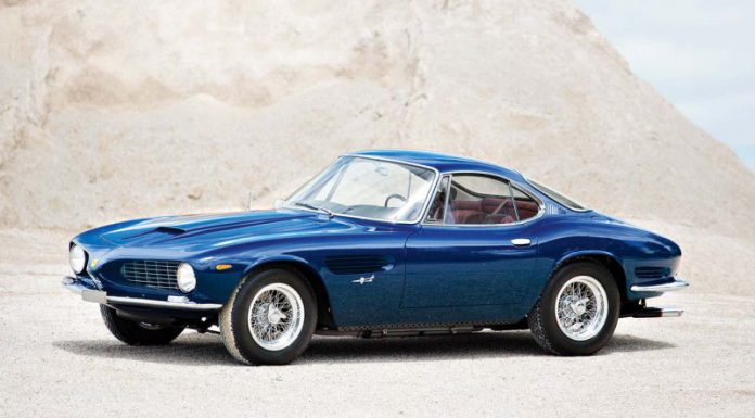 $15 Million 1962 Ferrari 250 GT SWB Berlinetta auction