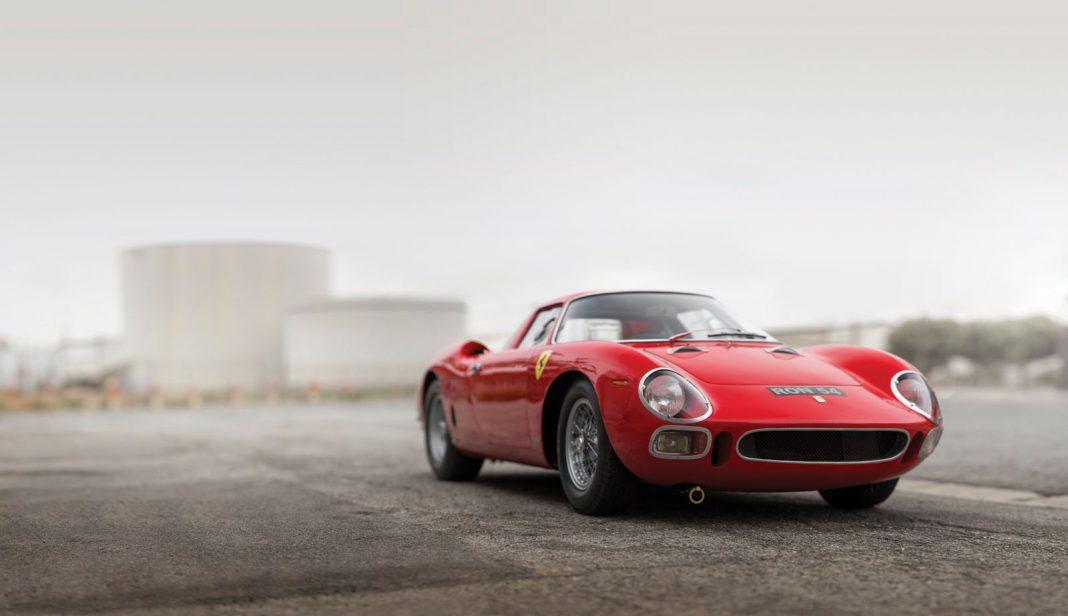 1964 Ferrari 250 LM by Scaglietti front