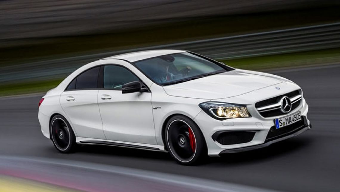 Mercedes Benz Cla45 Amg And Gla45 Getting Upgrades