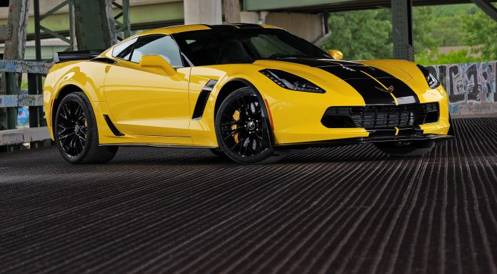 2015 Chevrolet Corvette Z06 by Procharger