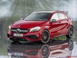 2016 Mercedes-Benz A-Class range priced