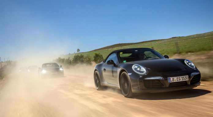 Porsche 911 Range to Debut Turbo 3.0-litre Six