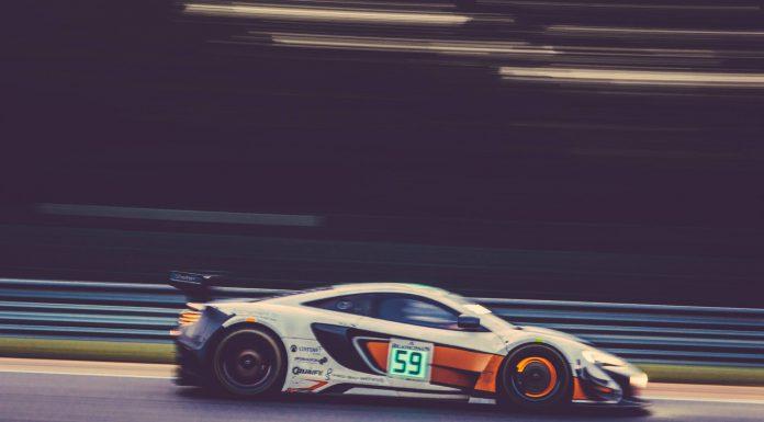 24 Hours of SPA Von Ryan Racing McLaren 650S GT3