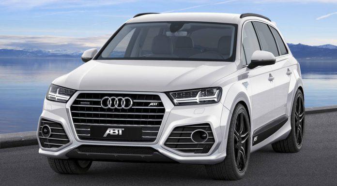 Official: 2015 ABT Audi Q7