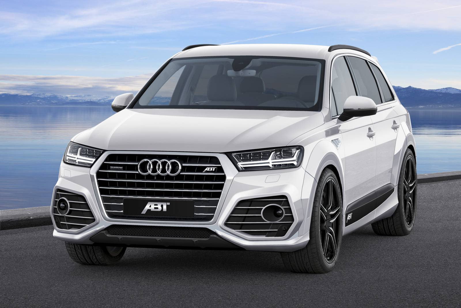Audi q7 e tron for sale uk