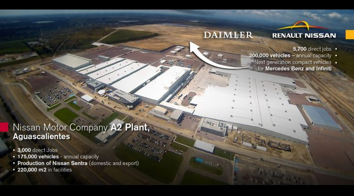 Daimler and Renault-Nissan Alliance Announce Mexican Factory