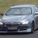Alpina B6 Hits the Nurburgring