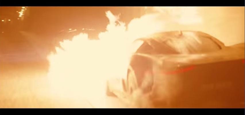 James Bond's Aston Martin DB10 Shoots Massive Flames in New Trailer!