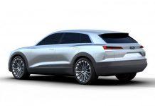 Audi C-BEV Concept Leaked Before Frankfurt 2015 rear