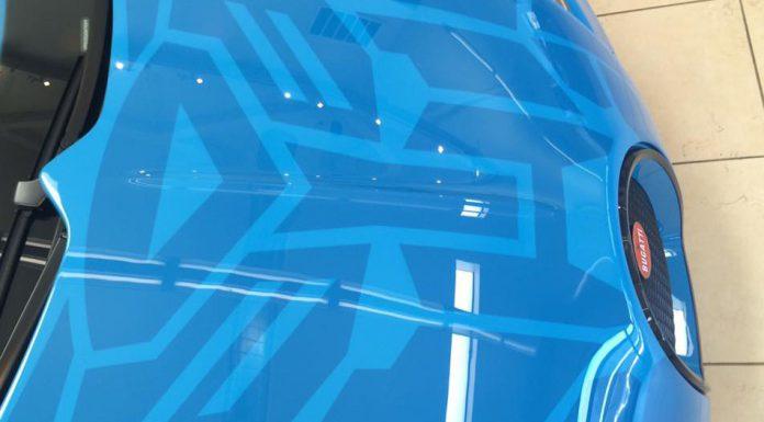 Autobot Bugatti Veyron Grand Sport Vitesse1