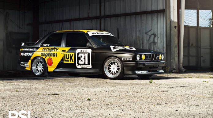 BMW E30 M3 DTM Replica