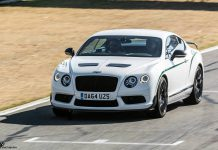 Bentley Continental GT3-R Launched in South Africa