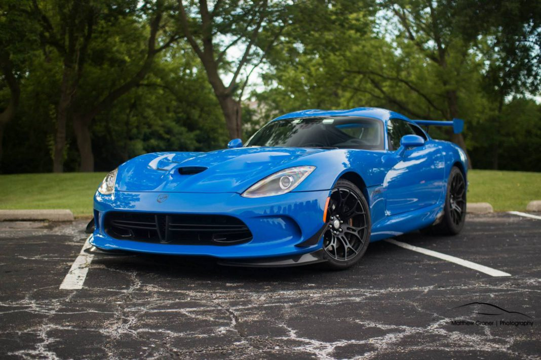 Dodge Viper production to end after 2017